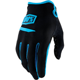 100% Ridecamp Bike Gloves black